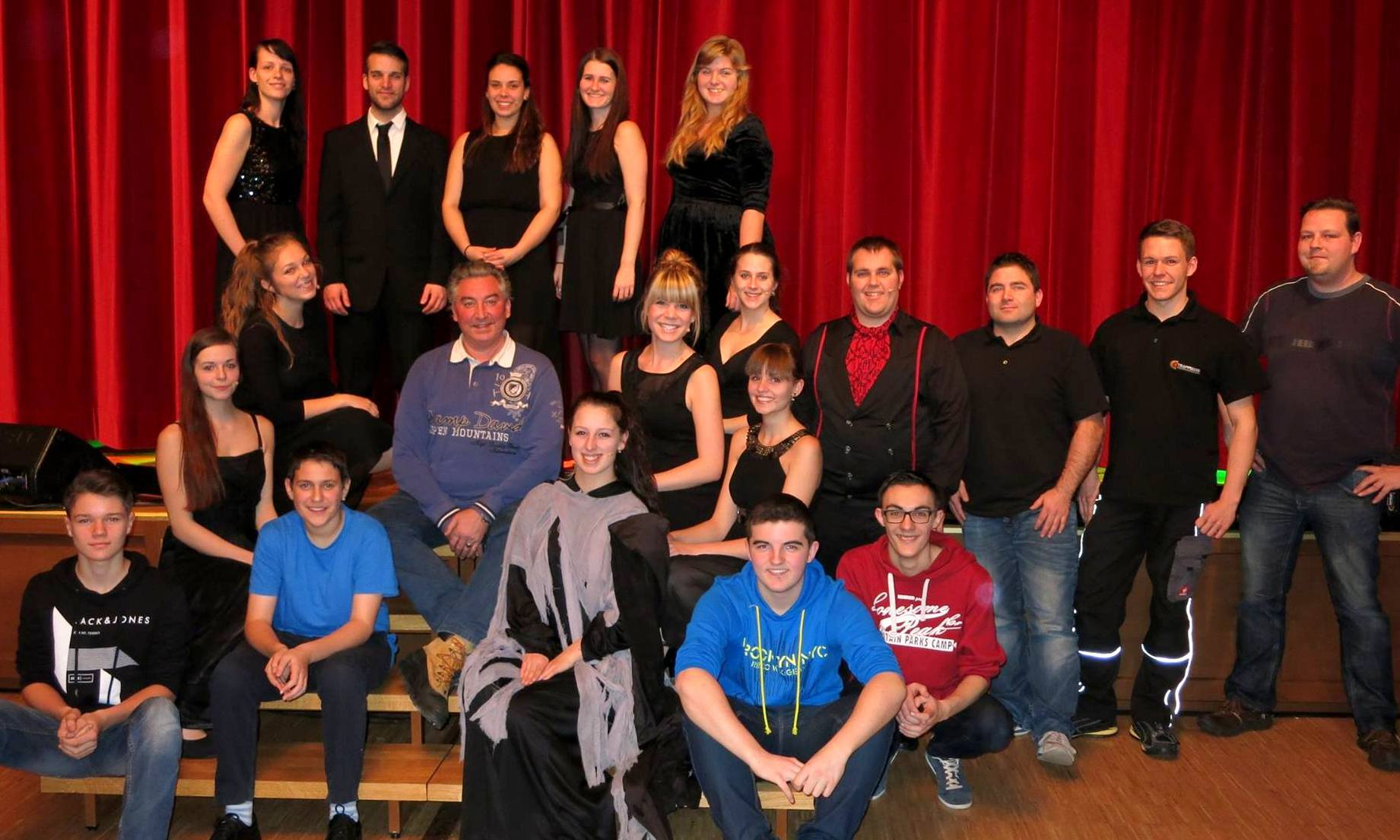 Musical Project Weihnachtsgala