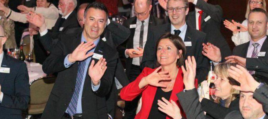 RESPEKT-Gala des Trierischen Volksfreunds