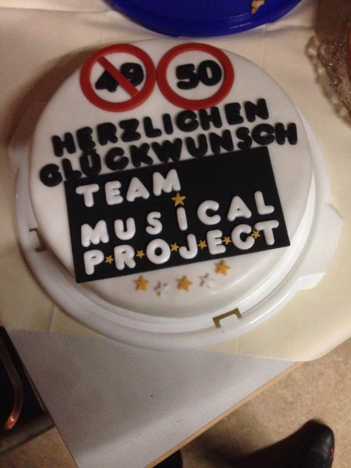 Kuchen Musical Project