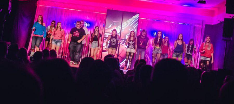 Saarbrücker Zeitung berichtet über Doppelshow