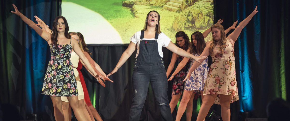 Musical Project zum zehnten Mal in Nonnweiler