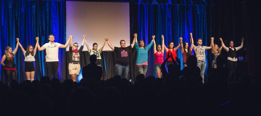 Musical Project zum ersten Mal in Oberkirchen