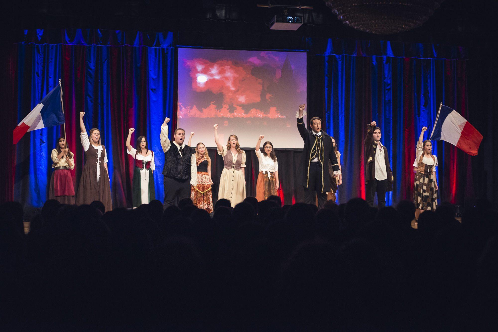 Verschoben! Musical Project Live in Nonnweiler