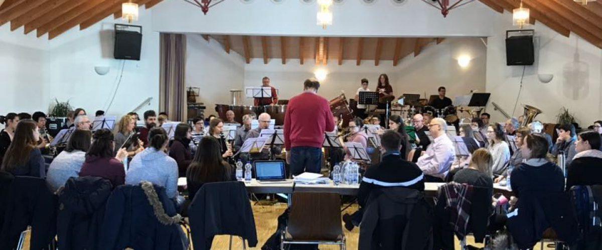 Musical Project und Musikverein Braunshausen e.V. gemeinsam in einer Show